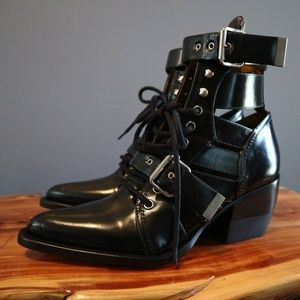 Chloe Rylee Cut Out Boot Size 39 BN without Box